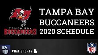Tampa Bay Buccaneers 2020 Schedule & Instant Analysis Of Tom Brady's 1st Season With New Team