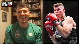 'FURY HAS AJ'S NUMBER - INTRODUCING SCOTTISH HEAVYWEIGHT NICK CAMPBELL / FROM PRO RUGBY TO PRO BOXER