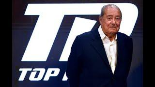 BOB ARUM SAVAGE POST FIGHT COMMENTS ON DILLIAN WHYTE'S KO DEFEAT TO POVETKIN!