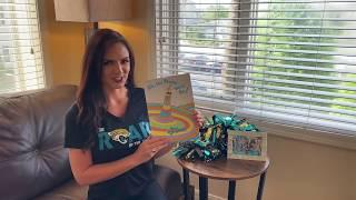 Sara reads 'Oh, the Places You'll Go!' | Story Time with the Jaguars