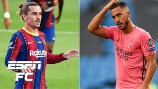 Is Barcelona's Antoine Griezmann or Real Madrid's Eden Hazard more likely to flop? | Extra Time