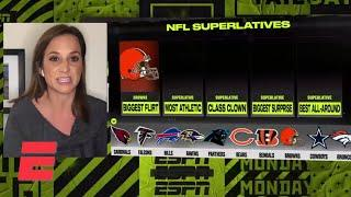 NFL superlatives with Dianna Russini | Monday Tailgate