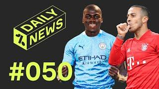 Thiago wants to STAY + Man City prepare Koulibaly offer!  Daily News