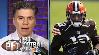 Should Browns still trade Odell Beckham Jr. despite TD grab? | Pro Football Talk | NBC Sports