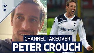 PETER CROUCH TAKEOVER | TOP 3 SPURS GOALS