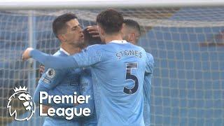 Phil Foden gets Manchester City in front of Brighton | Premier League | NBC Sports