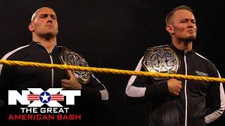 Surrender to the age of Imperium: NXT Great American Bash, July 8, 2020