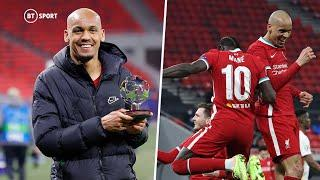 """Fabinho finally returns to midfield! """"You feel safe when he's in the middle!"""""""