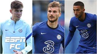 How Chelsea could lineup with ALL new signings Kai Havertz, Timo Werner and Hakim Ziyech | ESPN FC