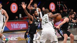 Brooklyn's D shows up vs. Bucks; why Clippers shouldn't panic   PBT Extra   NBC Sports