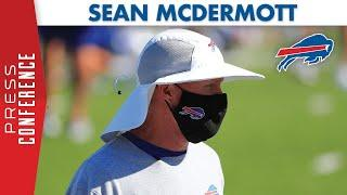 Sean McDermott Says Bills Have Good Competition | Buffalo Bills