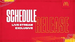 Chiefs Official 2020 Schedule Release Show
