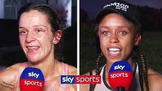 Terri Harper & Tasha Jonas react to their THRILLING draw at Fight Camp 2