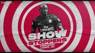 Abou Diaby bosses Liverpool | Skills compilation | Showstoppers | Episode 5