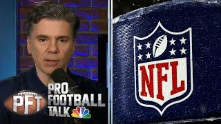 Where NFL could hit issues with COVID-19 testing | Pro Football Talk | NBC Sports