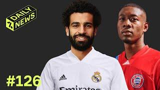Salah AND Alaba to join Real Madrid this summer?!