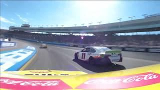 Full Race In-car: Joey Logano at ISM Raceway | NASCAR playoffs in Phoenix