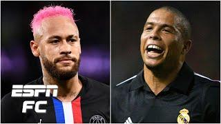 Neymar tries to be liked, Ronaldo didn't need to try - Sid Lowe compares the Brazil stars   ESPN FC