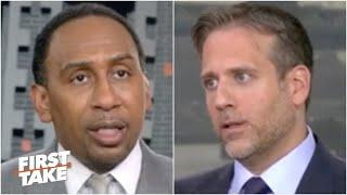 Stephen A. & Max react to the grand jury's decision on Breonna Taylor's case | First Take