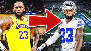 The REAL Reason Why LeBron James NEVER Would Have Made it in the NFL