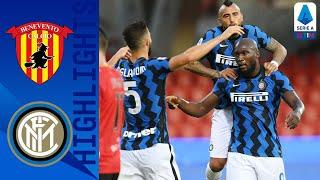 Benevento 2-5 Inter | Romelu Lukaku Scores Double in a Dominant Inter Display | Serie A TIM