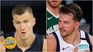 Luka Doncic and Kristaps Porzingis have been the NBA's best-scoring duo in the bubble   The Jump