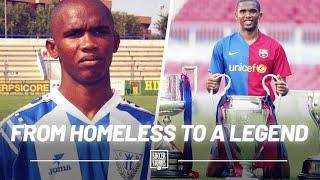 Samuel Eto'o: the undocumented migrant who became a football legend | Oh My Goal