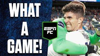 USMNT's 'wild & ugly' win vs. Mexico a sign of good things to come? | #Shorts | ESPN FC