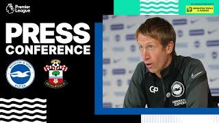 Graham Potter's Southampton Press Conference