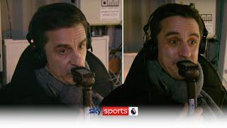 Neville reacts to Utd's 6-2, Liverpool's 7 goals & another Arsenal defeat | The Gary Neville Podcast