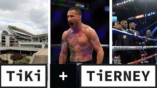 NFL revenue, UFC 249, Tyson V. Holyfield 3 and NCAA Basketball stats     Tiki and Tierney