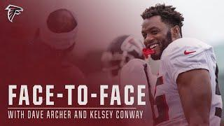 SURPRISE PERFORMERS of Training Camp, DOMINANT players, and more on the PASS RUSH | Face-to-Face