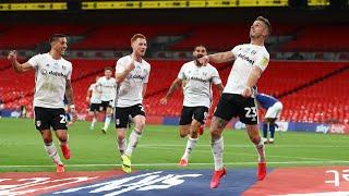 The goals that put Fulham back in the Premier League   Every Championship Goal 2019/20