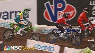 Cooper Webb keeps title defense alive with Round 12 win in Salt Lake City | Motorsports on NBC