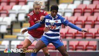 Women's Super League: Manchester United v. Reading | EXTENDED HIGHLIGHTS | NBC Sports