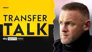 BREAKING! Wayne Rooney retires to become permanent Derby County manager | Transfer Talk