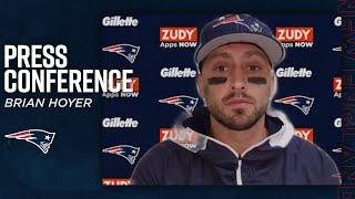 "Brian Hoyer: ""I have to do a better job"" 