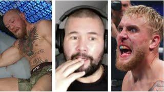 'IT WAS DISRESPECTFUL WHAT HE SAID ABOUT HIS WIFE' - TONY BELLEW ON CONOR McGREGOR v JAKE PAUL NEXT?