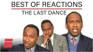 Stephen A.'s Best Reactions to 'The Last Dance'