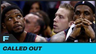 """George Hill, LeBron James CALLED OUT By Udonis Haslem For Being """"Selfish"""" And Not Wanting To Play"""