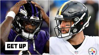 Previewing the Ravens vs. Steelers Thanksgiving matchup | KJZ
