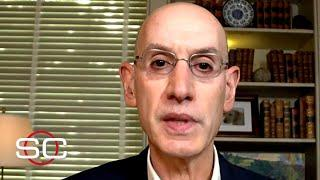 Adam Silver talks NBA's return, players' choice to play or not   SportsCenter