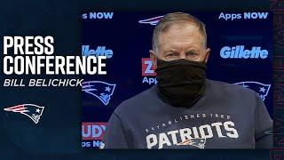 """Bill Belichick: """"We've got a lot of work to do"""" 