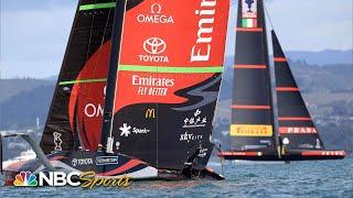 America's Cup 2021 Day 5 | EXTENDED HIGHLIGHTS | 3/15/21 | NBC Sports