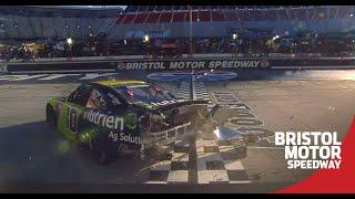 Chastain spins, makes contact with Cindric, Annett | NASCAR Xfinity Series