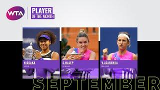 Player of the Month Nominees | September 2020