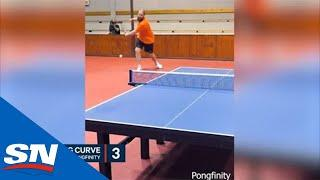Top Plays Of The Week Challenge: Amazing Pong Slice Shots & Ovi Jr. Backhands