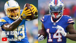 Who is the Best WR in the NFL? | Film Room