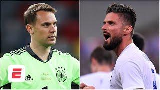 Germany could get hammered by France in Euro 2020 opener - Jan Aage Fjortoft | ESPN FC