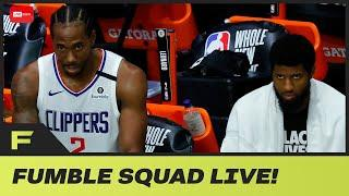 Clippers BOUND For Team Collapse If They Lose Game 7 Against Denver | Fumble Live!